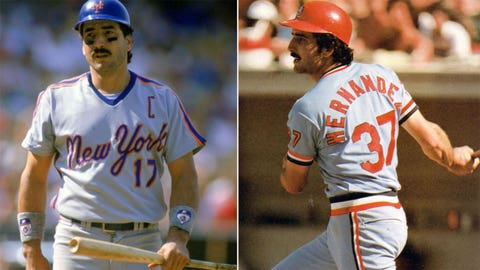 1971: Keith Hernandez, St. Louis Cardinals