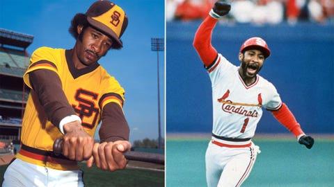 1977: Ozzie Smith, St. Louis Cardinals (via San Diego Padres)