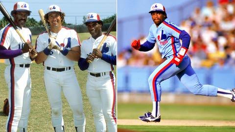 1977: Tim Raines, Montreal Expos