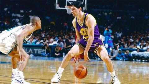 John Stockton, Utah Jazz, 1984-2003
