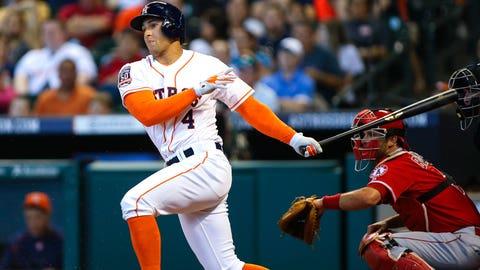 OF George Springer, Houston Astros