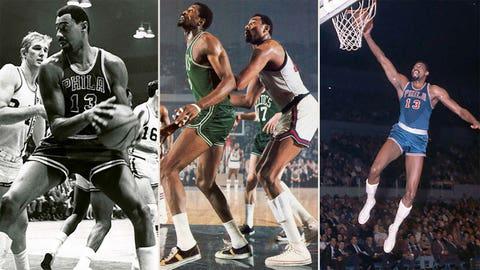 5. 1968 Philadelphia 76ers