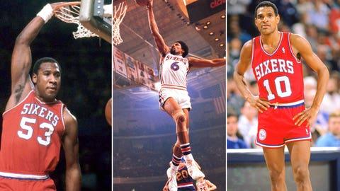 12. 1980 Philadelphia 76ers