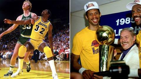 4. 1985 Boston Celtics