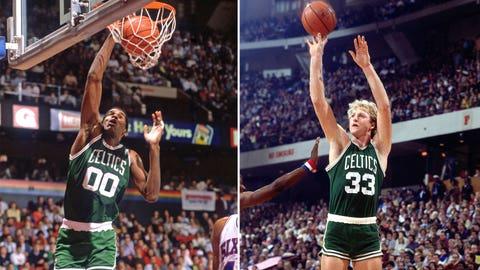 9. 1987 Boston Celtics