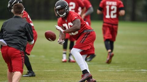 Tevin Coleman, Atlanta Falcons
