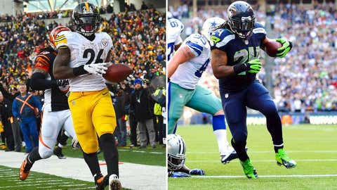 Week 12 -- Seahawks over Steelers