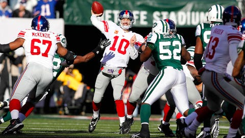 Week 13 -- Giants over Jets