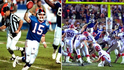 Super Bowl XXV -- New York Giants 20, Buffalo Bills 19