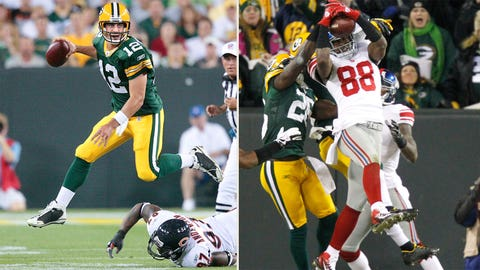 2011 NFC Playoffs -- Giants 37, Packers 20