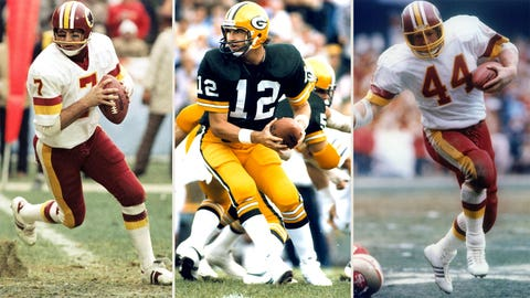 1983 -- Green Bay Packers 48, Washington Redskins 47