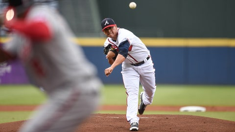 How will inning limits affect Braves' young rotation?