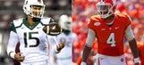 Clemson, Miami relying heavily on standout sophomore quarterbacks