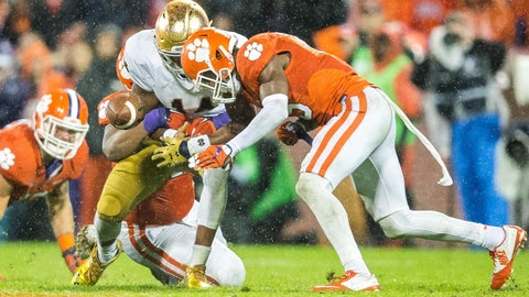 UP: Clemson's CFP hopes