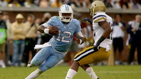 UP: UNC's Marquise Williams