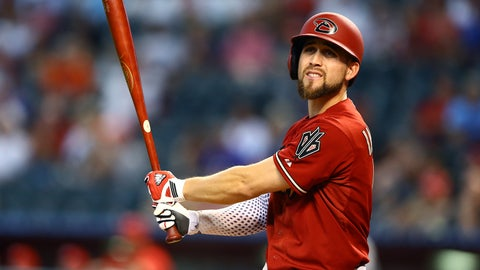 CENTER FIELD: Ender Inciarte