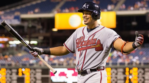 LEFT FIELD: Hector Olivera
