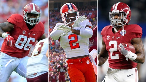 10 NFL Draft-eligible players to watch in national title game