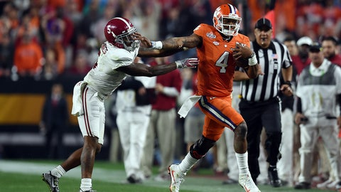 Can Deshaun Watson make another Heisman run?