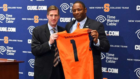 What effect will Dino Babers have on Syracuse's offense?