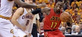 Late-game execution spoils Hawks' Game 1 comeback
