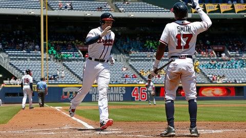 Is Freddie Freeman's bat back for good?