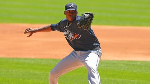 Can Julio Teheran replicate his All-Star form in the second half?