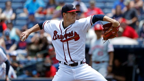 Will Atlanta go 162 games without a single left-handed starter?
