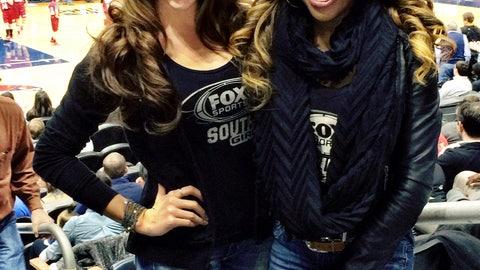 FOX Sports South Girls Ride Fan Express