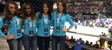 FOX Sports Girls at 2014 NBA All-Star Weekend