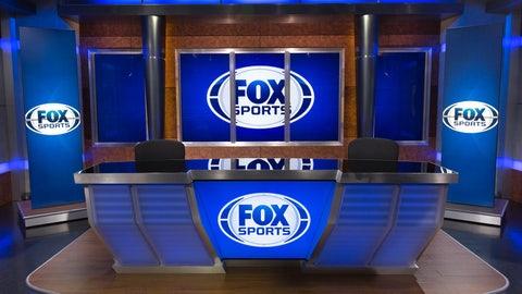 Inside FOX Sports South's new studio