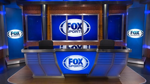 Inside FOX Sports South's new studio