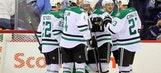 Stars' power play strikes it rich against Jets