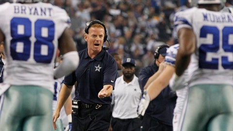Jason Garrett on why Rod Marinelli was moved to defensive coordinator
