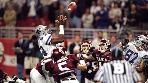 Kansas State left out of BCS - 1998
