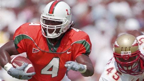 2000 Miami Hurricanes: 11-1