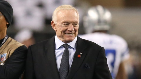 Cowboys owner and GM Jerry Jones on the outlook for the upcoming season