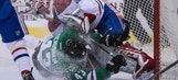 Stars score four goals in loss to Canadiens