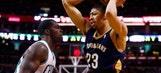 Pelicans vs Pacers: Block Party