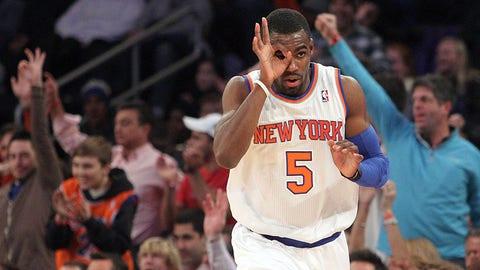 Tim Hardaway Jr./New York Knicks