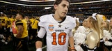 Oklahoma State quarterback Clint Chelf learns life is not fair