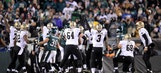 Saints edge Eagles in NFC wild-card game