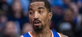 Knicks' Smith fined $50K for shoelace stunt