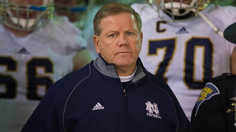 No. 10: Notre Dame Fighting Irish