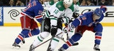 Stars losing streak hits five with tough loss at MSG