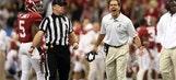 Iron Bowl, Sugar Bowl losses give 'Bama new locker room material