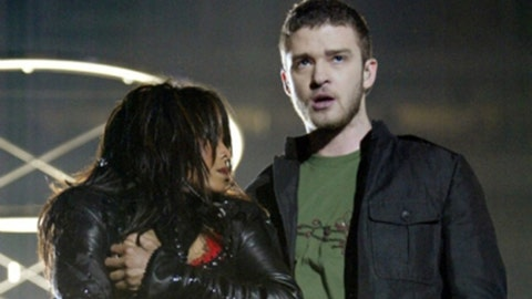 Whatever Justin Timberlake ripped off Janet Jackson at Super Bowl XXXVIII