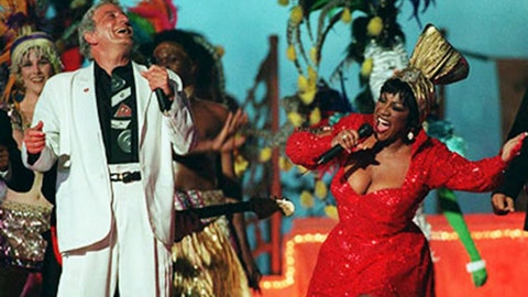 Patti Labelle and Tony Bennett