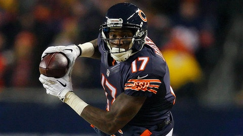 Alshon Jeffery, WR, Chicago
