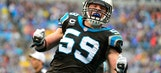 Cincinnati native Kuechly AP's top defensive player